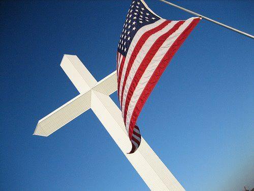 Cross Flag