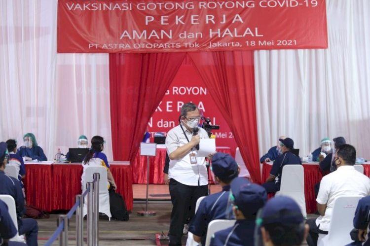 Astra Group vaksin