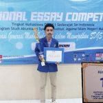 Mahasiswa Asing Universitas Narotama Juarai Lomba Essay dengan Go-IELTS