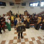 Peringatan Aksi Melawan Lupa Pengeboman Tiga Gereja di Surabaya