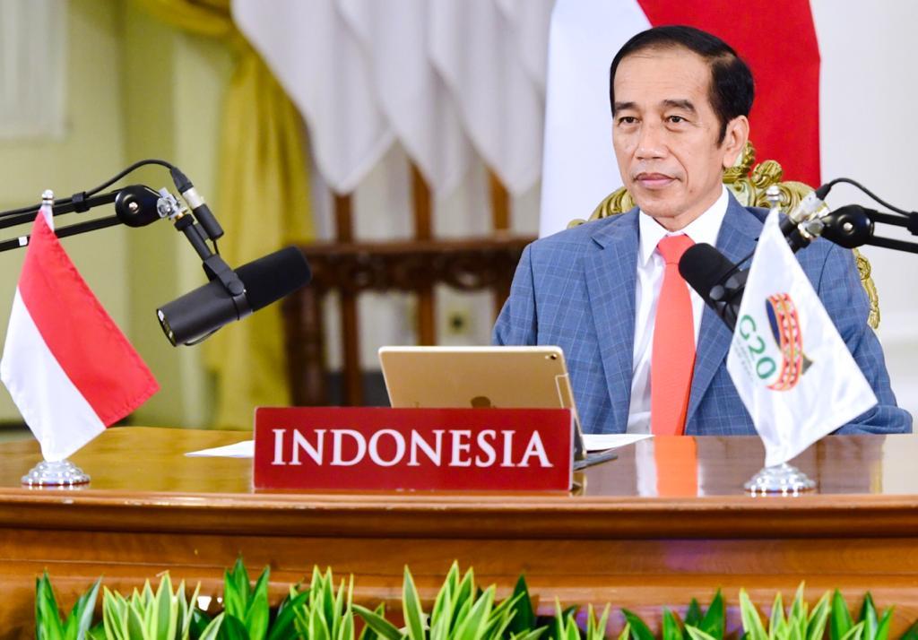 Presiden Ikut KTT G20
