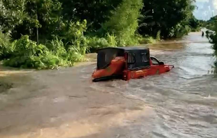 banjir kalimantan timur