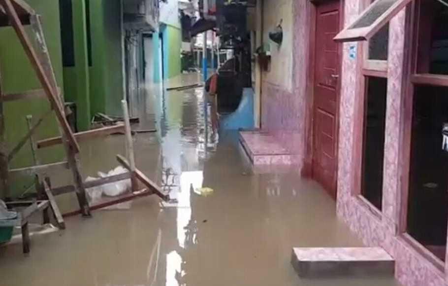 banjir kampung melayu