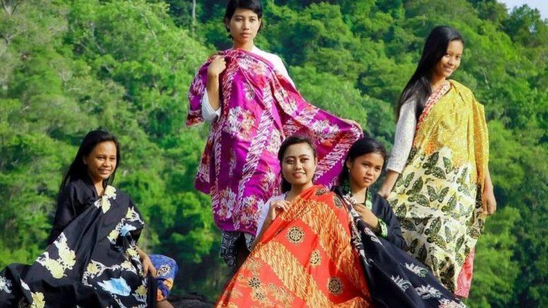 batik budha