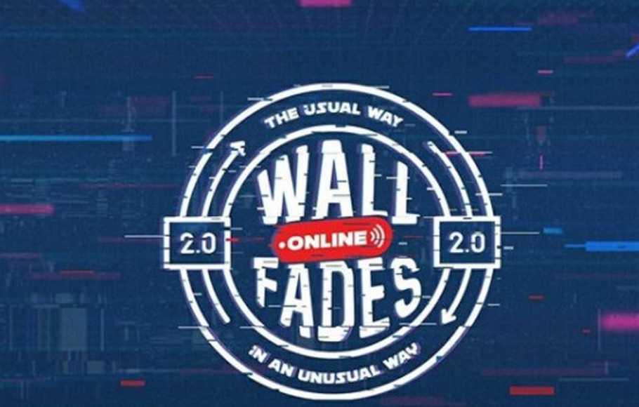 pameran wall of fades