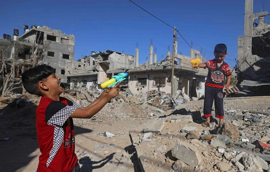 perang israel palestina