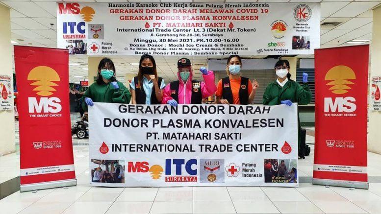 Donor darah matahari sakti