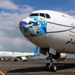 Saham Garuda Indonesia GIAA Akhirnya Disuspensi