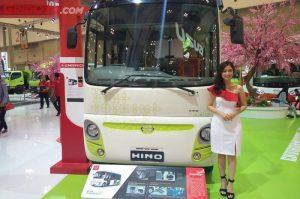 Hino bus listrik