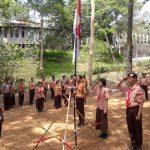 SMA Kr YBPK 1 Tingkatkan Kemampuan Organisasi dan Kepemimpinan Siswa Lewat Pramuka