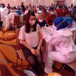 Seluruh Karyawan Hotel Arcadia by Horison Surabaya Sudah Melakukan Vaksin Covid-19