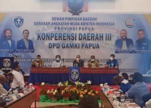 Konferda GAMKI Papua