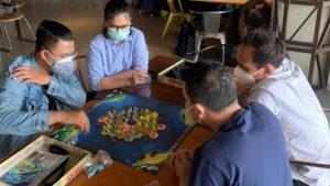 board game Yello Hotel