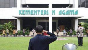 kemenag hormat bendera