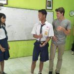 Wujudkan Perbedaan Tapi Tetap Satu, SMP Kr YBPK 1 Surabaya Perkenalkan Perbedaan Budaya Lewat Sister School
