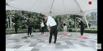 yoga westin