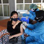 AAL Kembali Suntikan 257 Vaksin di Pekan Keempat Juli 2021