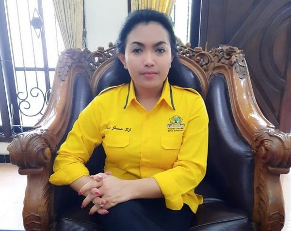 Ketua KPPG Surabya Dian Jennie