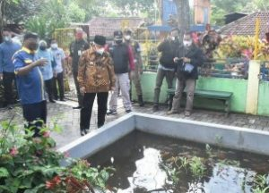 Pemkab Malang sampah