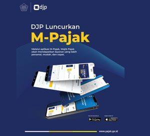 aplikasi M pajak