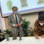 Pemerintah Amerika Serikat Kembalikan Tiga Artefak Cagar Budaya Indonesia