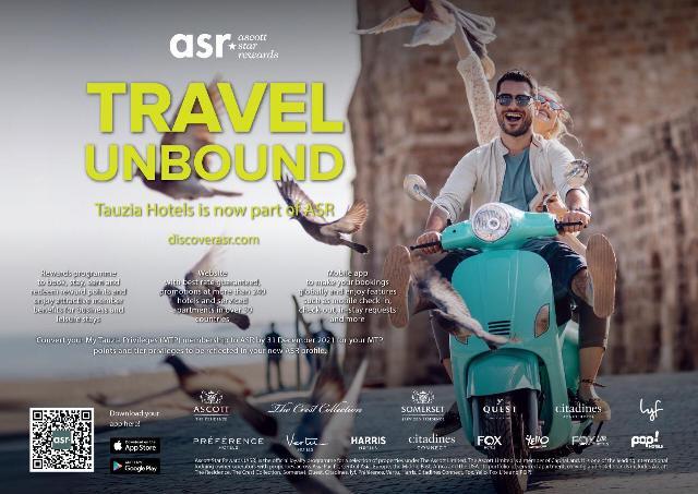 asr travel unbound