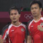 Hendra/Ahsan Harapan Indonesia di Ganda Putra Olimpiade Tokyo