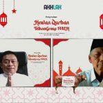 Telkom Group Salurkan Lebih dari 800 Hewan Kurban Seluruh Indonesia