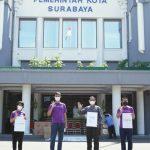 The Westin Surabaya Berbagi Makanan Sehat Bagi Nakes dan Pasien COVID-19
