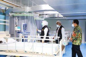 Gubernur resmikan fasilitas RSUD