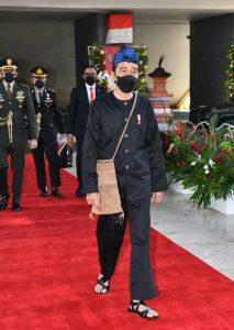 Jokowi baju baduy