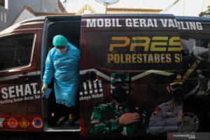 mobil vaksin keliling