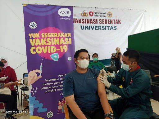 Axis vaksin