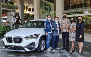 BMW Astra Card