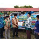 Kakanwil Kementerian Agama Salurkan Bantuan Korban Banjir Palangkaraya
