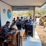 """TNI AL Gelar """"Ronda Vaksinasi"""" Terhadap Masyarakat Pesisir Tanjung Kait Banten"""