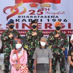 "25 Tahun Pengabdian Alumni AKABRI 1996 ""BHARATASENA"" TNI-POLRI Gelar Baksos"
