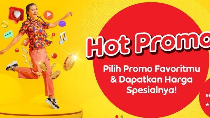 hot promo indosat