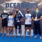 Oceanman Open Water Swimming 2021, Perenang Marinir Juara Di 10 KM