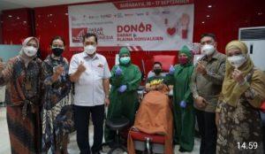 pasar modal donor