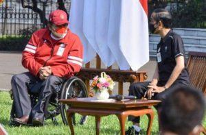 pemerintah paralimpiade