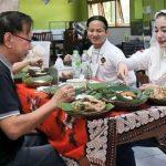 Bupati Trenggalek Jamu Pengusaha CEO Indonesia Chapter Jatim dengan Ayam Lodho
