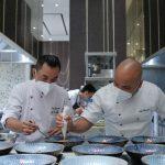 Chef Battle Perdana di Surabaya: Chef Mili dan Chef John Tarigan di Westin Gastronome Fest 2021