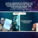 Wujudkan Semangat Sumpah Pemuda, Telkom Bangun High Throughput Satellite