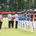 Hari Sumpah Pemuda, Gubernur AAL Hadiri Wisuda 982 Prabhatar Akademi TNI dan Akpol 2021