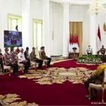 Jokowi ketemu kada
