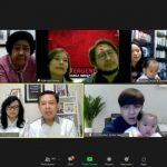 Berbagi Sudut Pandang Dalam Membina Keluarga Bersama Keluarga Besar Pendeta Rubin