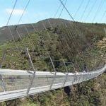 Megamendung  Bakal Punya Jembatan Gantung Terpanjang di Dunia