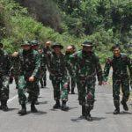 Komandan Pasmar 2 Berangkatkan Peserta Limed Menbanpur 2 Marinir