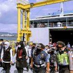 Dermaga Movable Bridge Pelabuhan Ketapang Banyuwangi Resmi Beroperasi